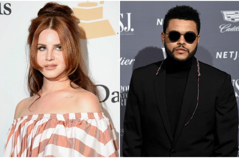 Lana del Rey / The Weeknd