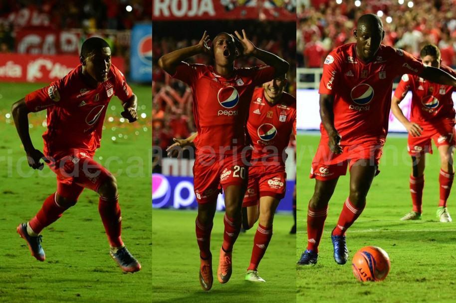 América goleó a Deportivo Cali en el Pascual Guerrero