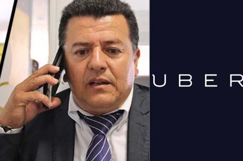 Hugo Ospina y Uber