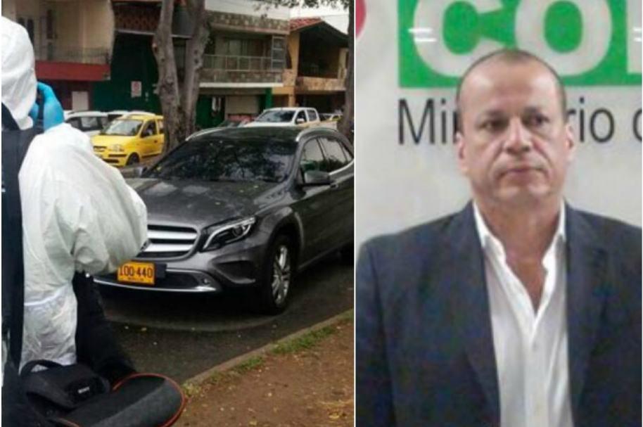 Asesinato Medellín
