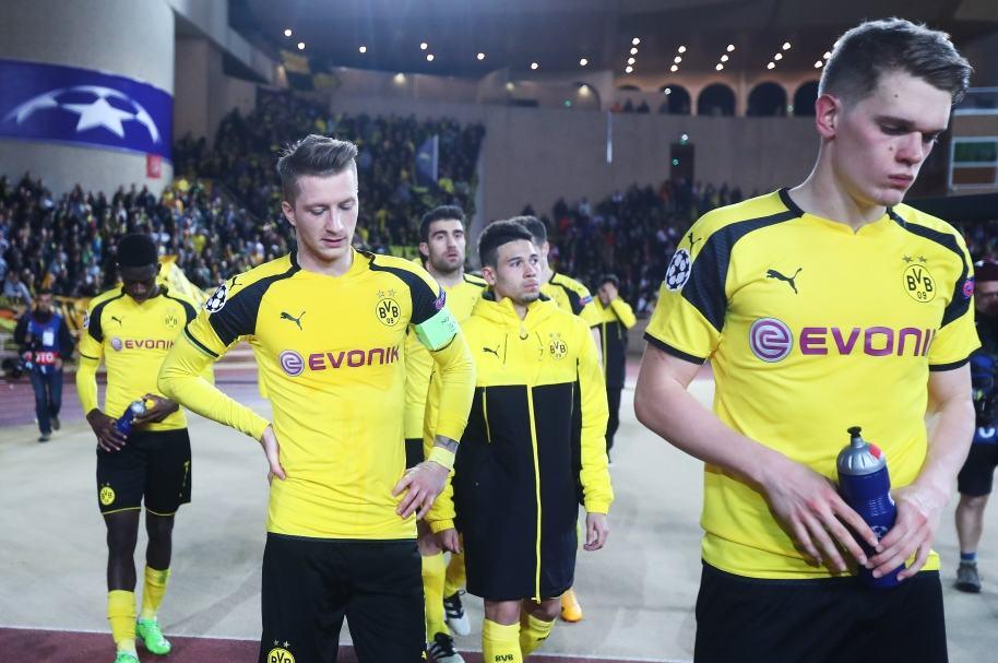 AS Monaco v Borussia Dortmund - UEFA Champions League
