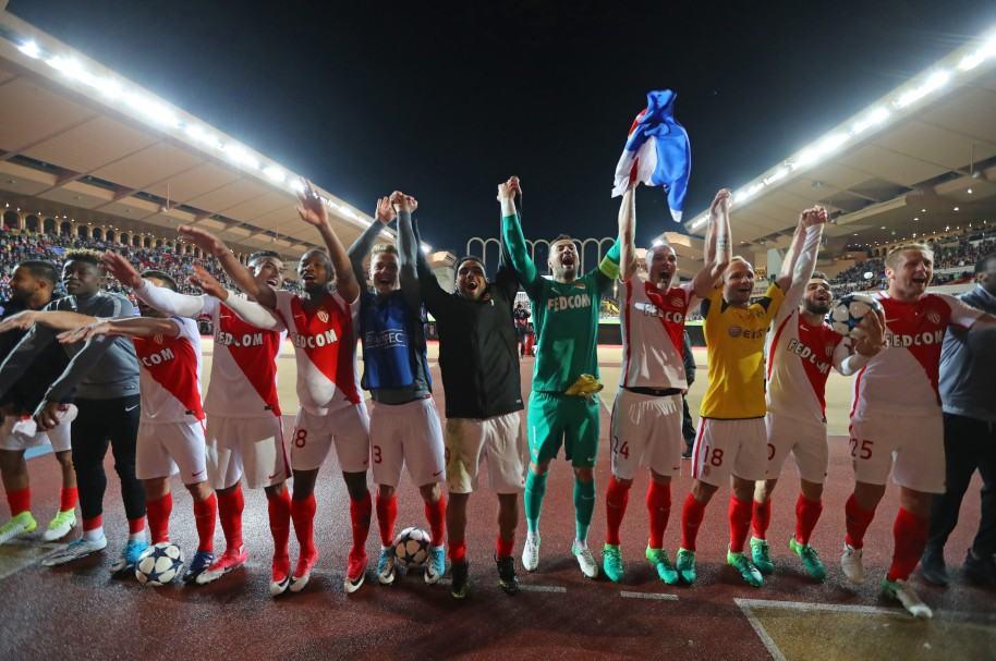 Mónaco, Liga de Campeones de Europa