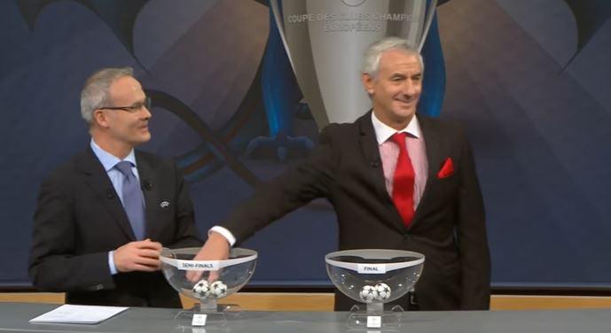 Sorteo semis Champions League 2017