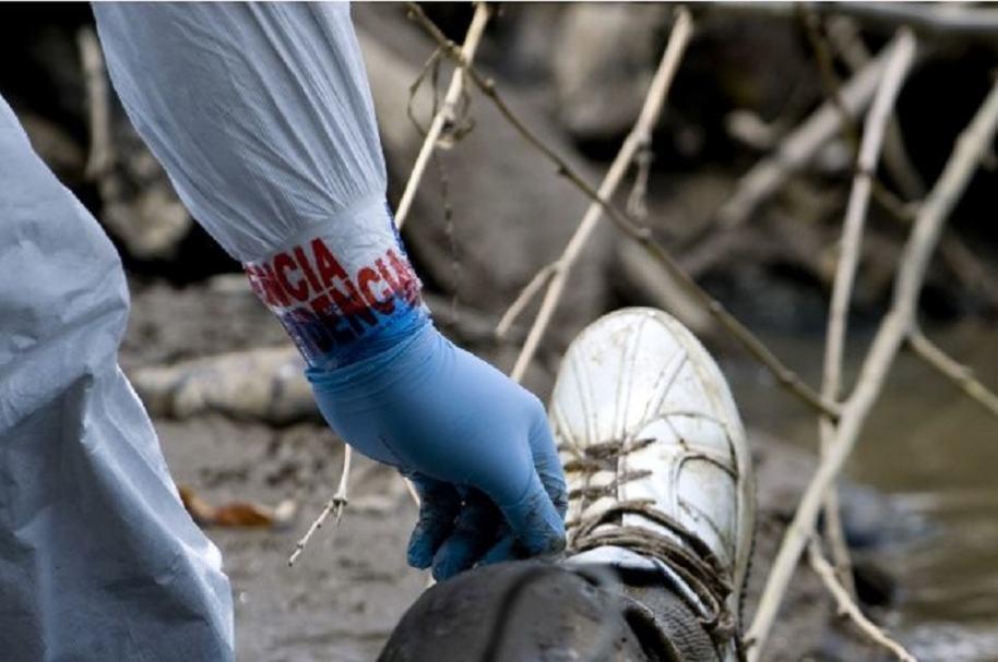 Brutal asesinato en Medellín
