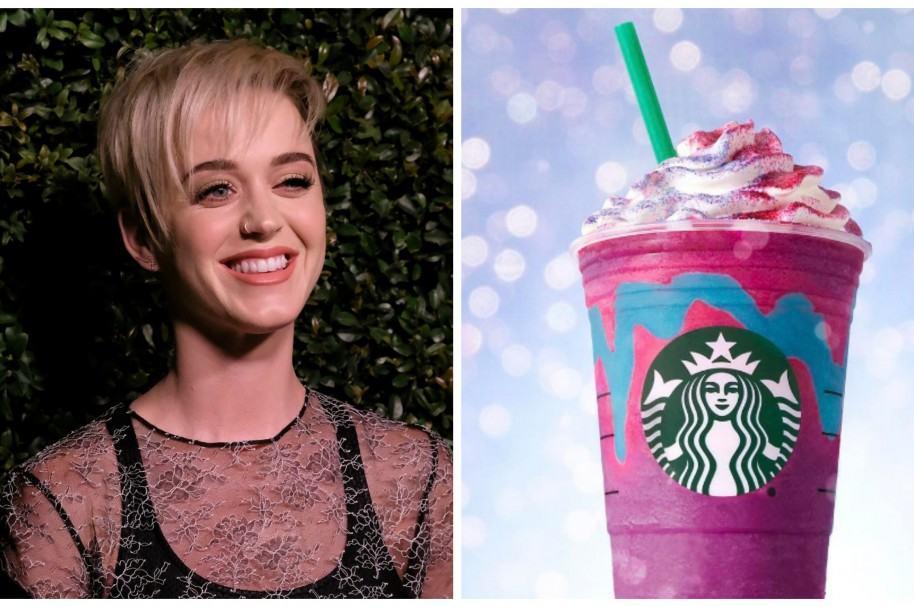 Starbucks Unicorn Frapucino