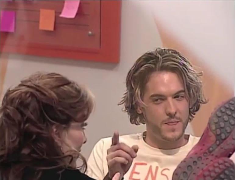 Rodrigo Candamil, en 'Dora la celeadora'.
