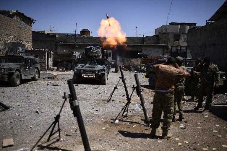 Ataque de ejército iraquí a militantes de Estado Islámico. Pulzo.com