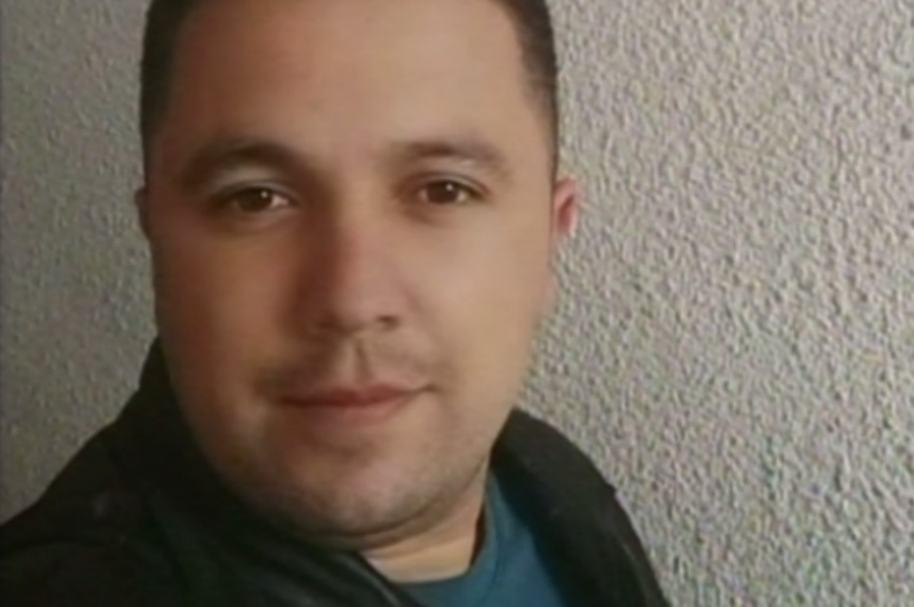 Eduard Hernández, víctima de un disparo en la cabeza.