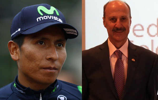 Nairo y González