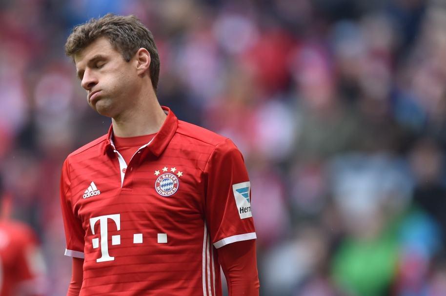 Bayern, sin puntería