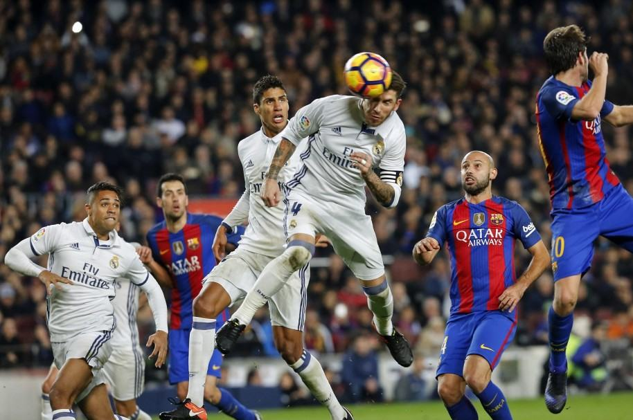 FC Barcelona vs. Real Madrid