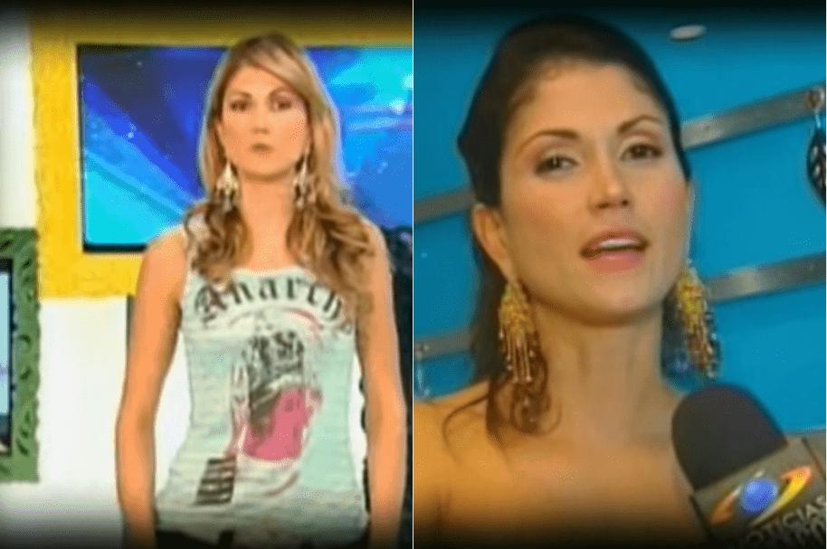 Lina Marulanda, presentadora (Q.E.P.D.)