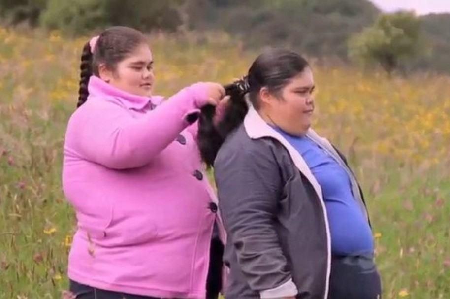 Hermanas Sandra y Flor Sánchez