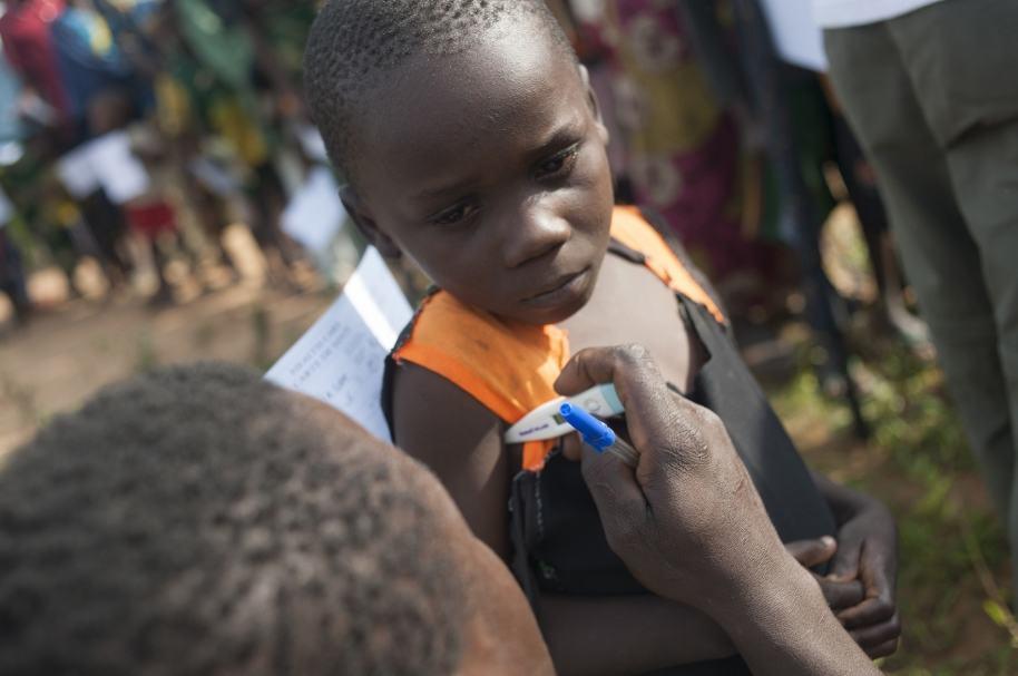 Vacuna malaria