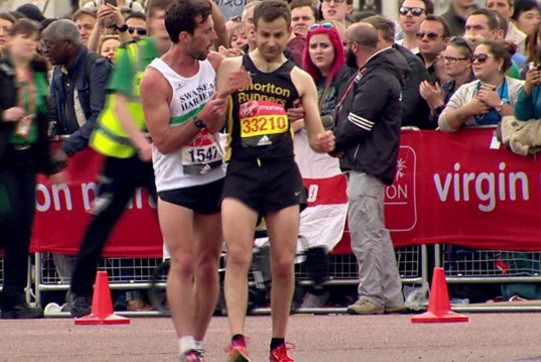 Ayuda Maratón