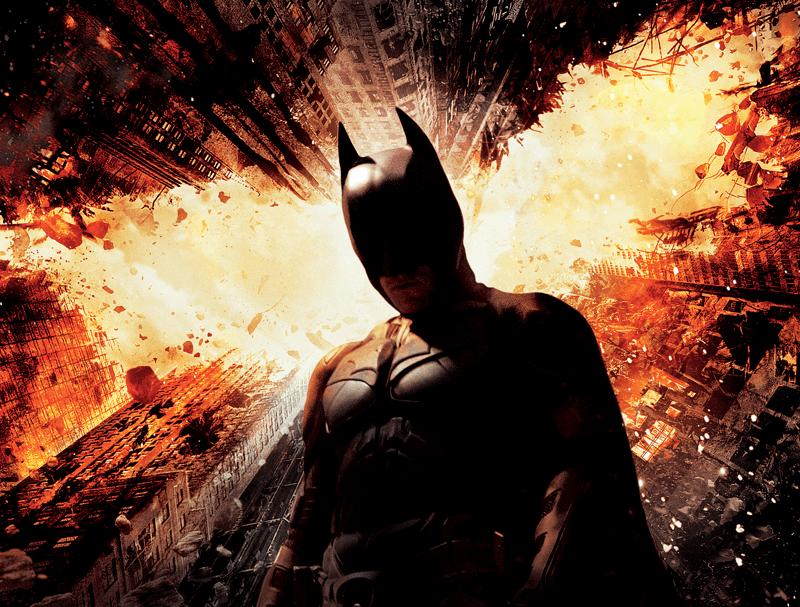 Imagen de 'The Dark Knight Rises'. Pulzo.com