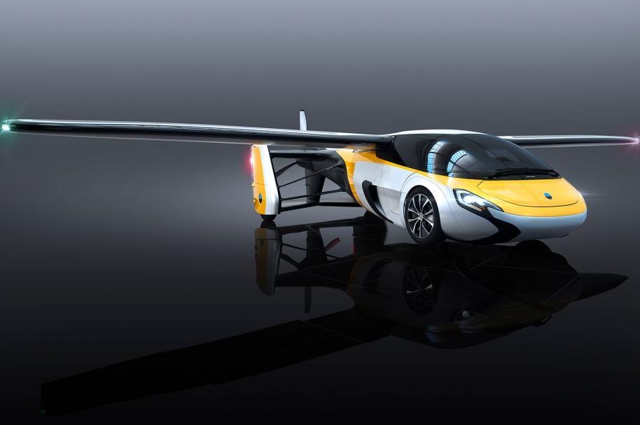 Carro volador AeroMobil
