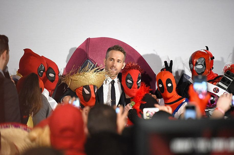 Ryan Reynolds, protagonista de 'Deadpool'