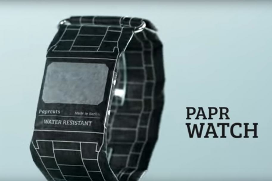 Papr Watch