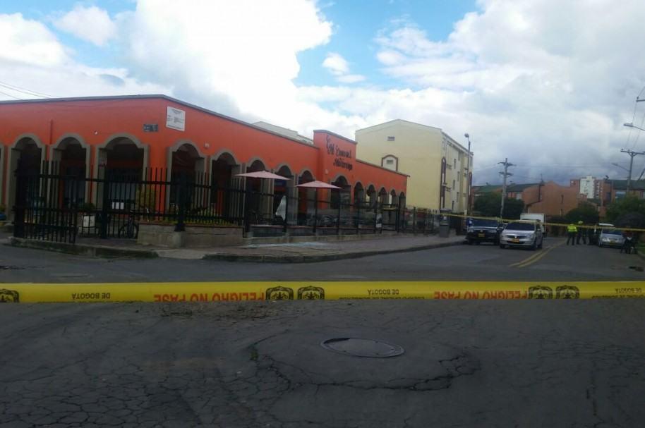 Tiroteo en centro comercial Mediterráneo, norte de Bogotá