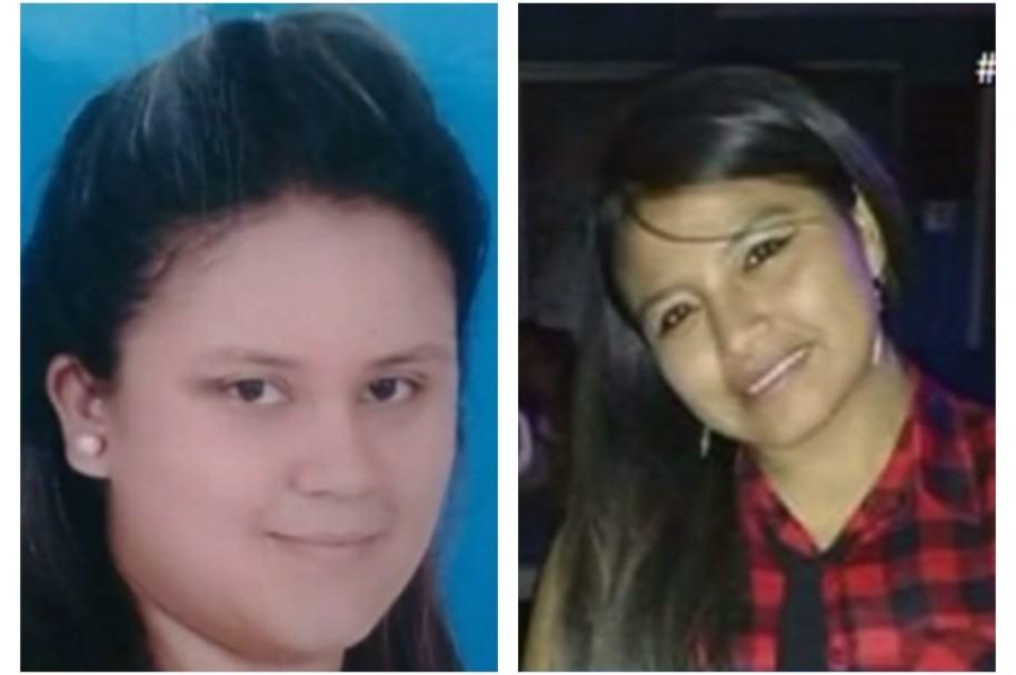 Jennifer Catherine Cáceres y Leidy Johana Serna, jóvenes madres que fueron asesinadas en Bogotá y Piendamó, Cauca. Pulzo.com