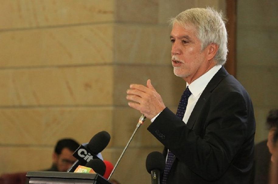 Debate de control político a Peñalosa