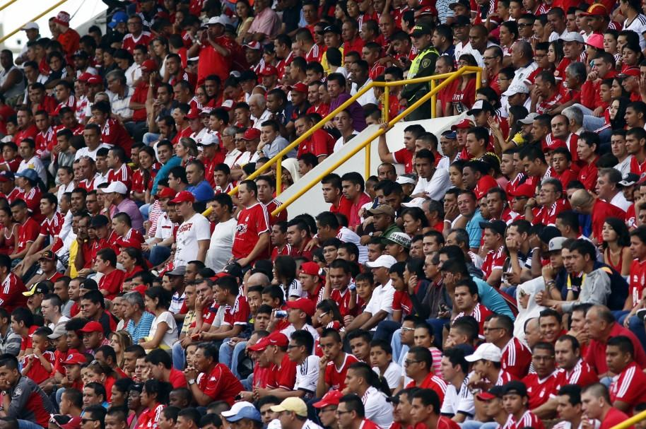 America de Cali v U Popayan - Torneo Aguila I 2015