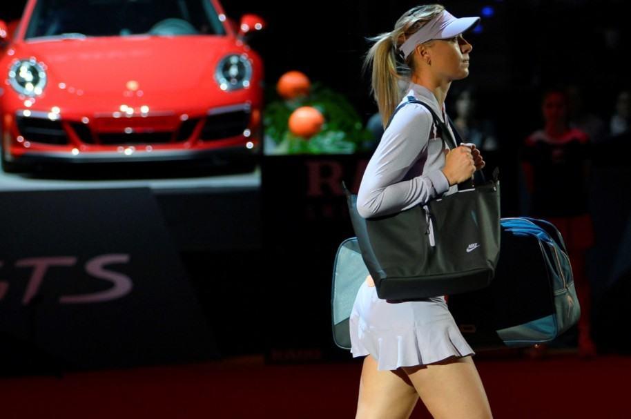 Regreso de Maria Sharapova