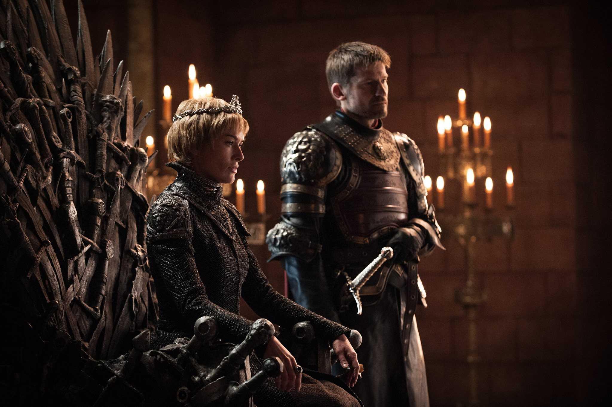 Lena Headey y Nikolaj Coster-Waldau como Cersei y Jaime Lannister. Pulzo.com