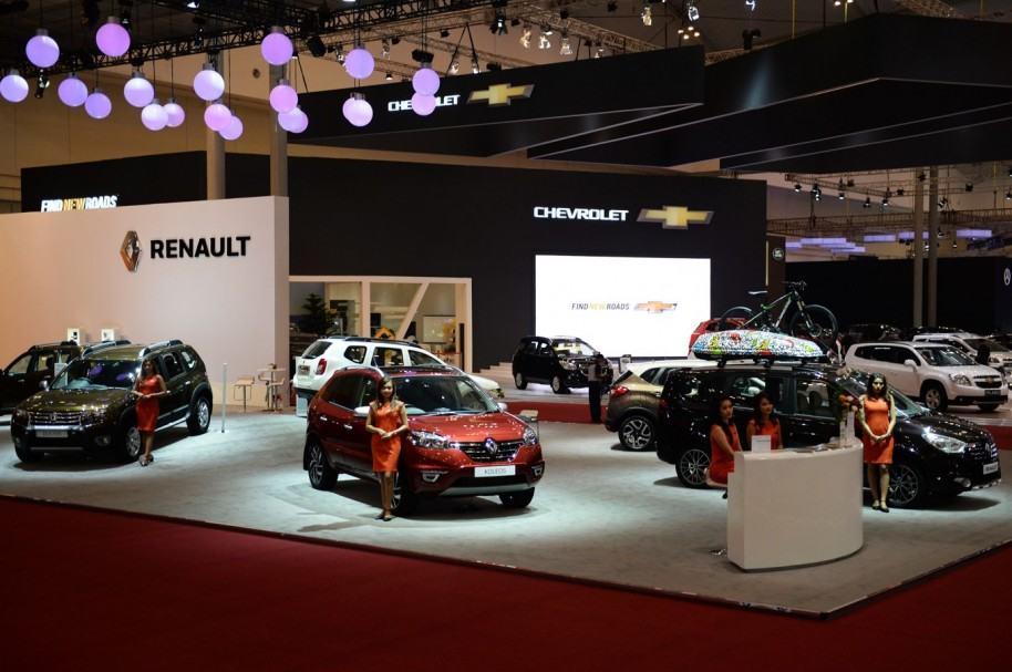 Chevrolet y Renault