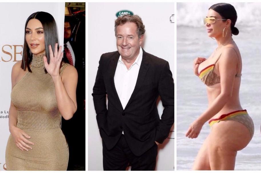 Kim Kardashian / Piers Morgan