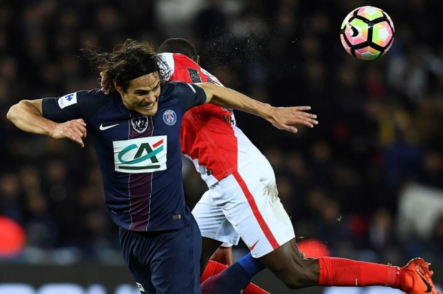 PSG 5-0 Mónaco