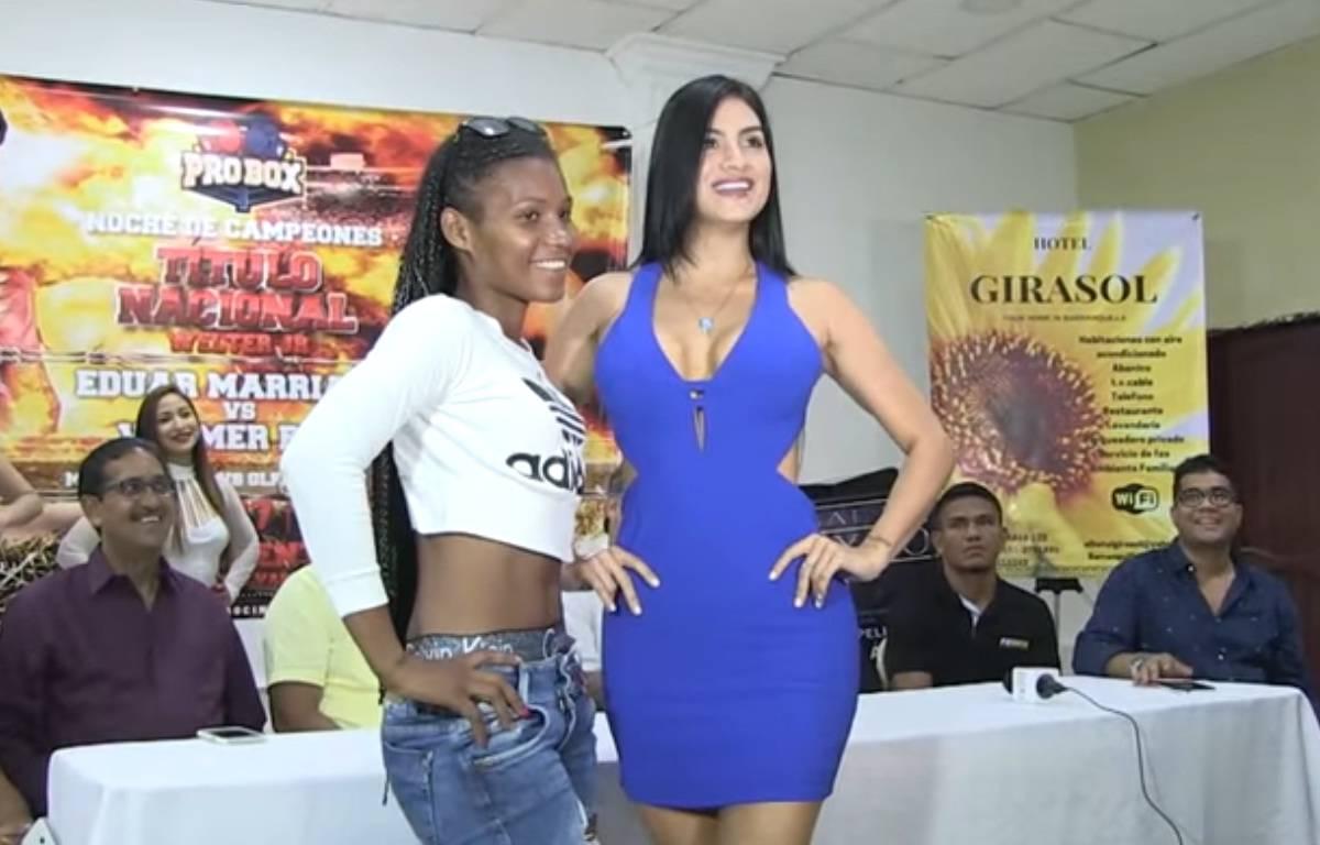 Glenys Cardona y Mónica Solano 3