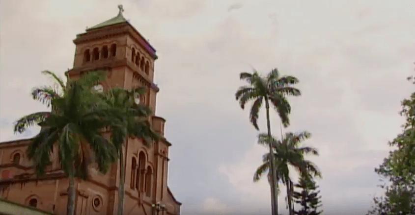 Catedral Nuestra Señora del Rosario, en Girardota, Antioquia. Pulzo.com