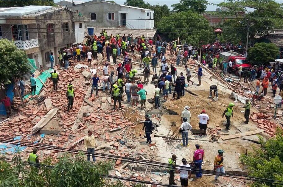 Emergencia Cartagena
