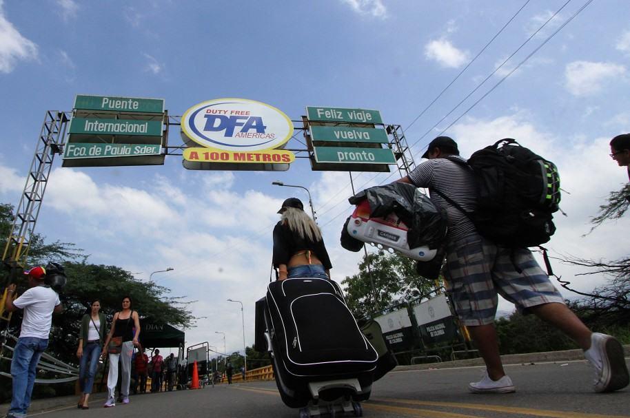 Frontera de Venezuela con Colombia
