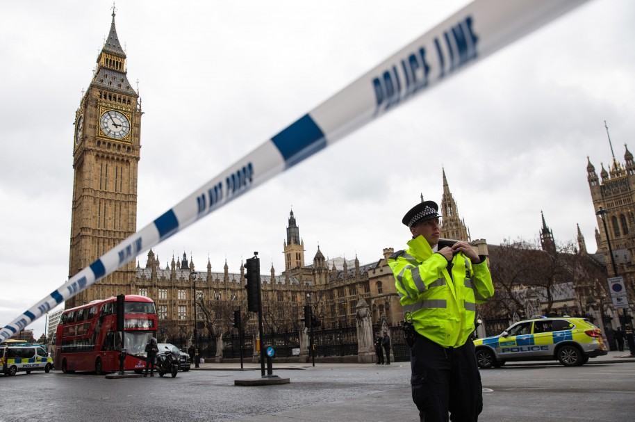 Atentado en Londres, 22 de marzo
