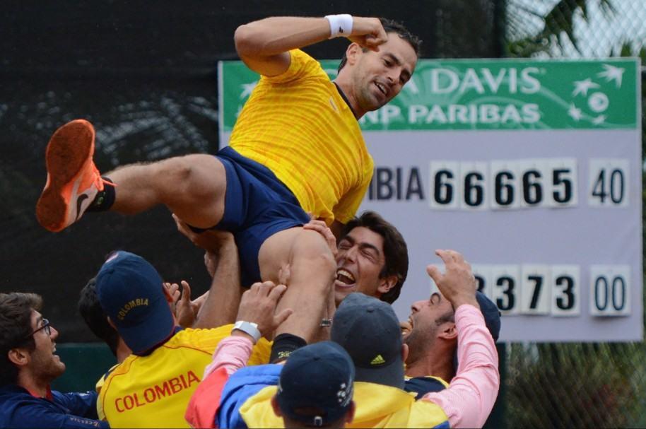 Selección Colombia de Copa Davis
