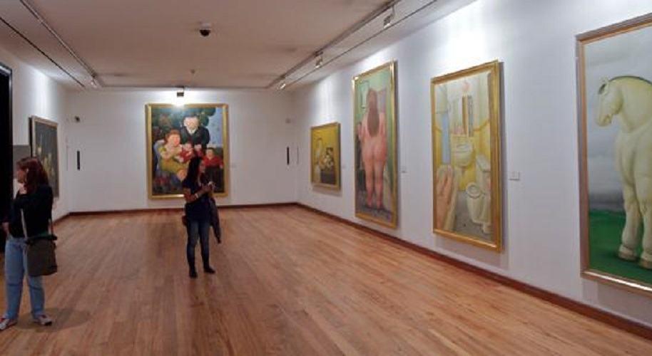 Museo de Botero en Bogotát