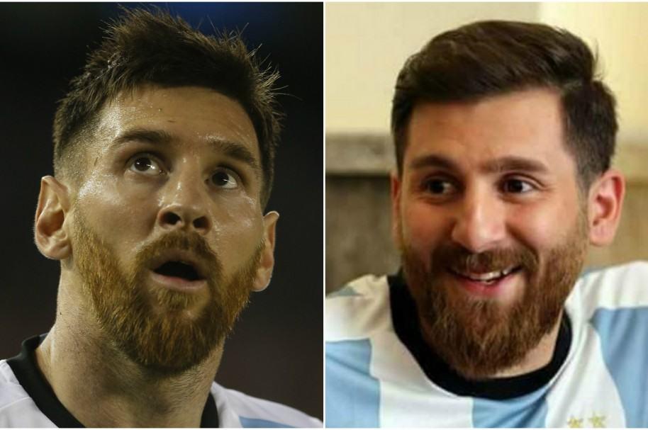 Lionel Messi / Riza Parstish