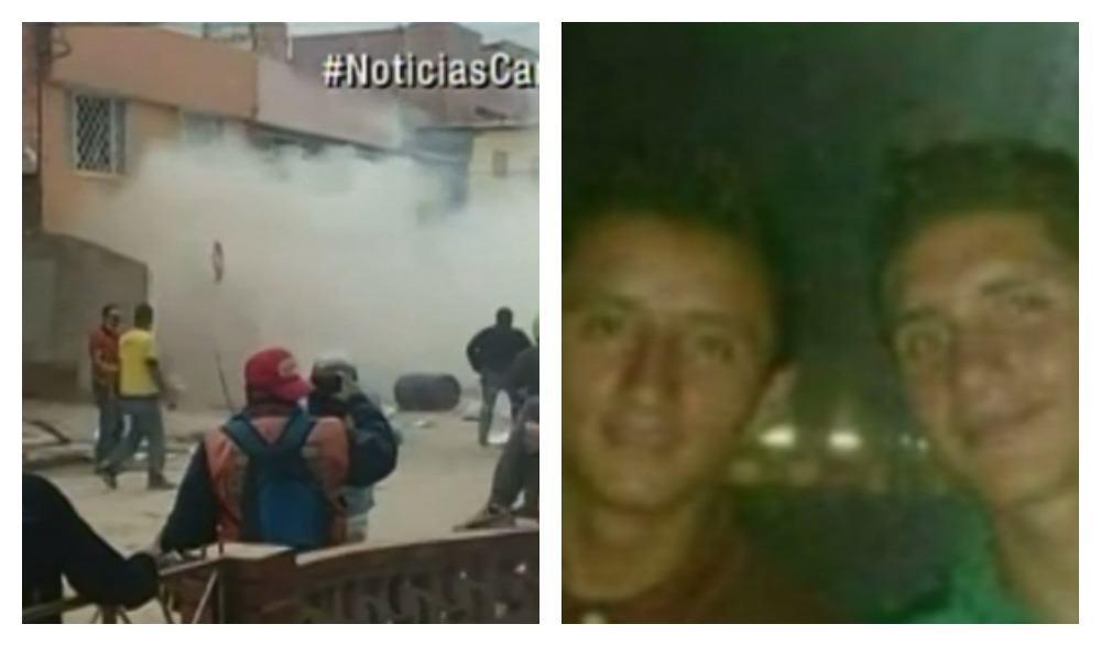 Explosión en vivienda de Soacha y hermanos que murieron a causa del incidente.  Pulzo.com