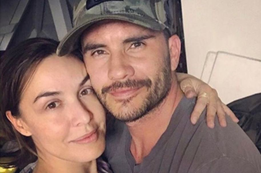 Mónica Fonseca y Juan Pablo Raba. Pulzo.com