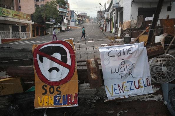 Situación de Venezuela