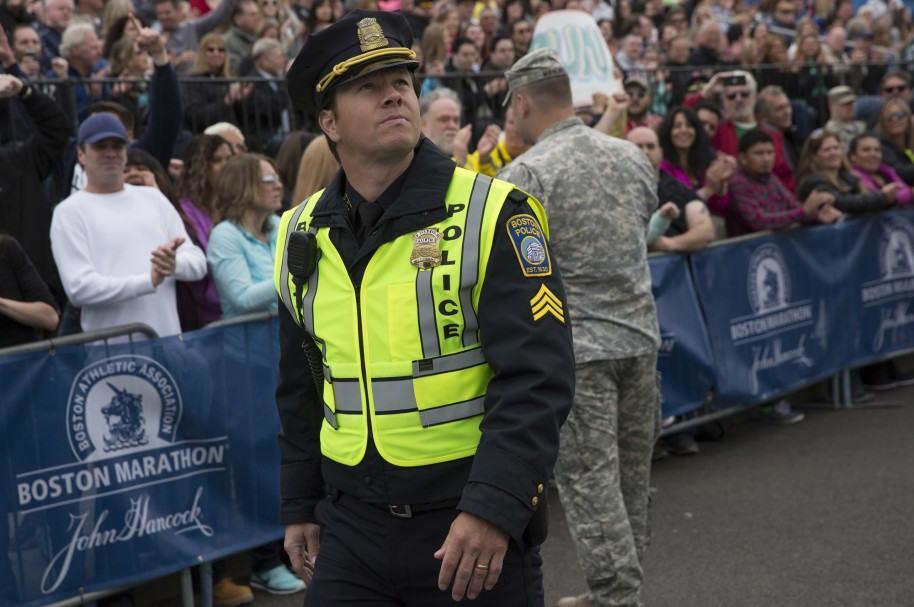 Mark Wahlberg en 'El día del atentado'