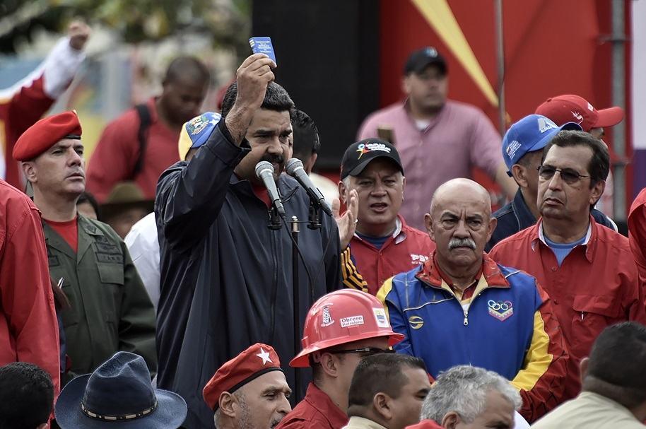 Maduro convoca constituyente