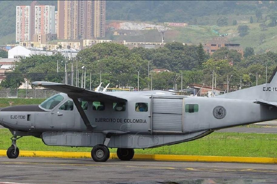 Accidente de aeronave en Facatativá