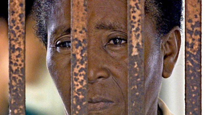 Sobreviviente de Bojayá, Chocó