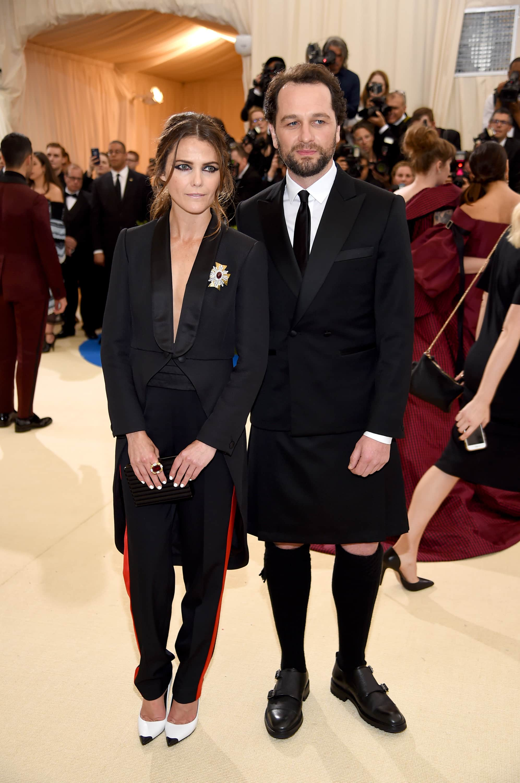 Keri Russell y Matthew Rhys
