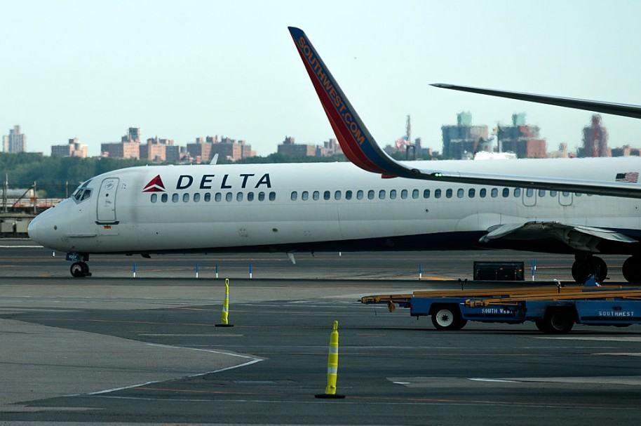 Avión de Delta Airlines. Pulzo.com
