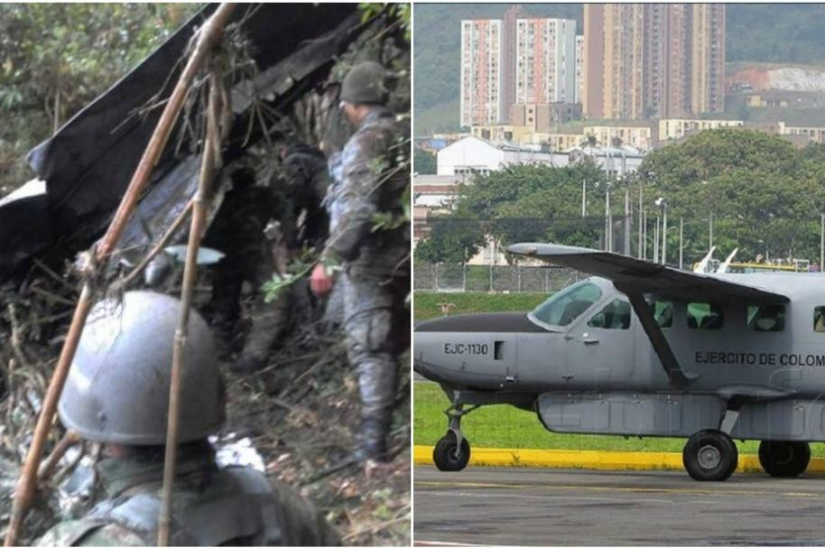 Accidente aéreo Cundinamarca
